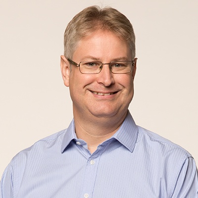 Steve Cloutman, Managing Director EMEA /APAC