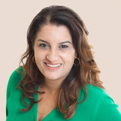Kiran Nobeen, Director Account Management EMEA